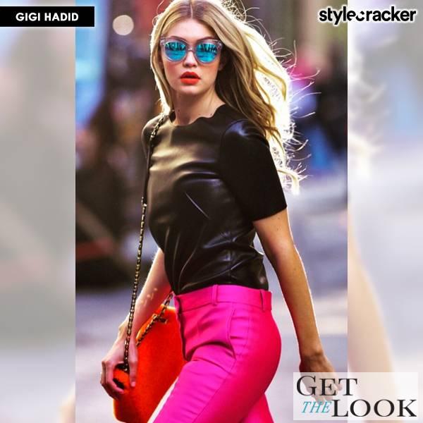Getthelook GigiHadid Celebstyle - StyleCracker