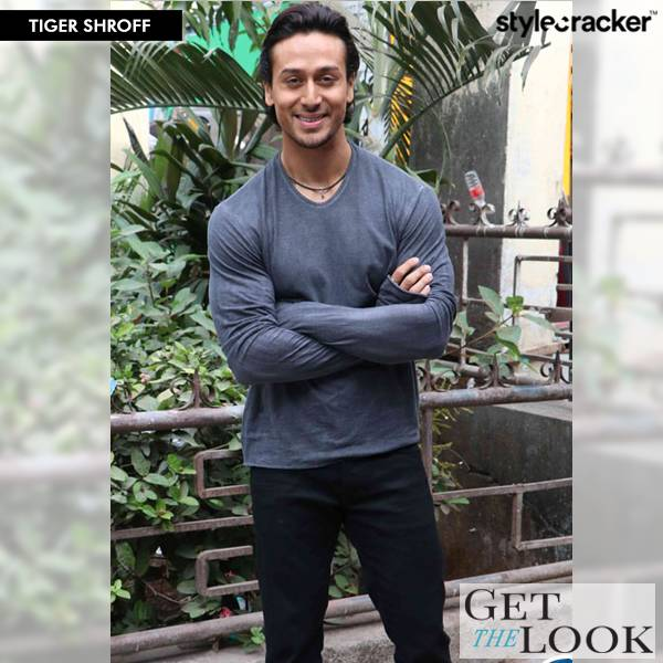 GetTheLook TigerShroff Baaghi Promotions - StyleCracker