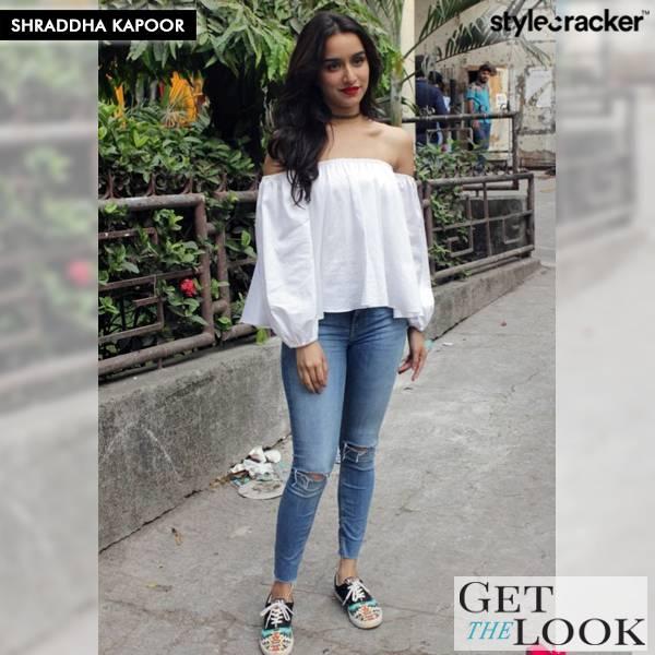 GetTheLook ShraddhaKapoor Baaghi Promotions - StyleCracker