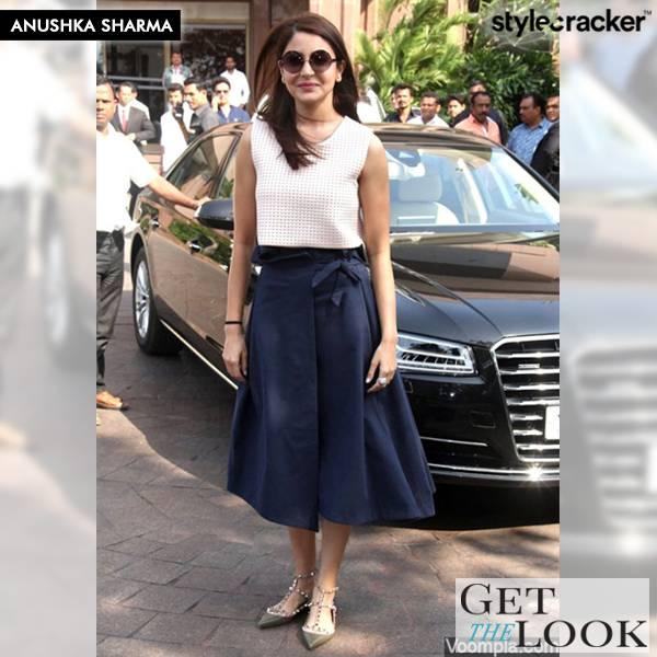 GetTheLook AnushkaSharma CelebStyle - StyleCracker