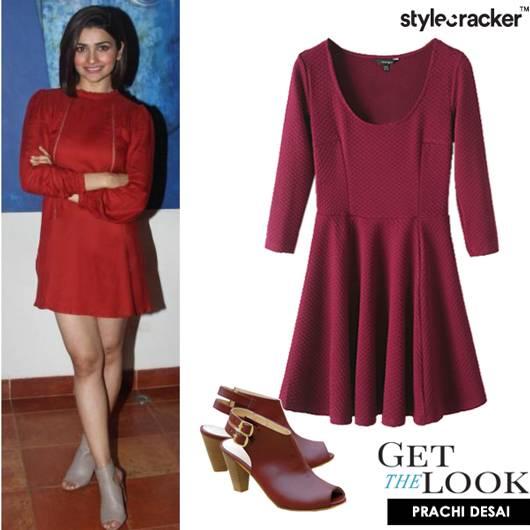 GetTheLook PrachiDesai Azhar - StyleCracker
