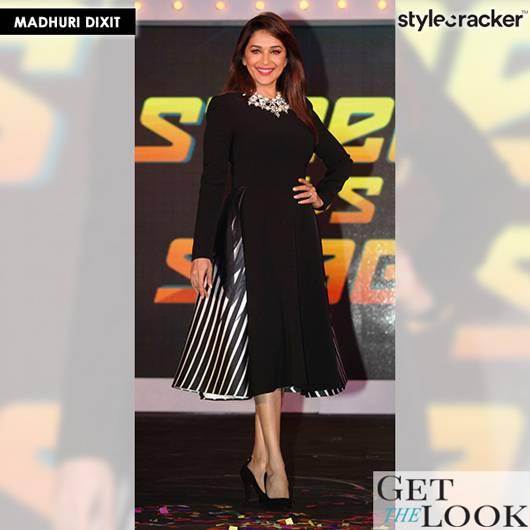 GetTheLook MadhuriDixit CelebStyle - StyleCracker