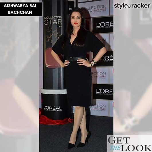 AishwaryaRai GetTheLook CelebStyle - StyleCracker