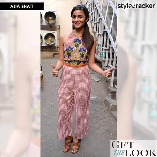 AliaBhatt GetTheLook CelebStyle - StyleCracker