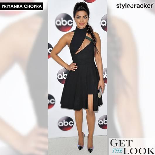 PriyankaChopra GetTheLook CelebStyle - StyleCracker