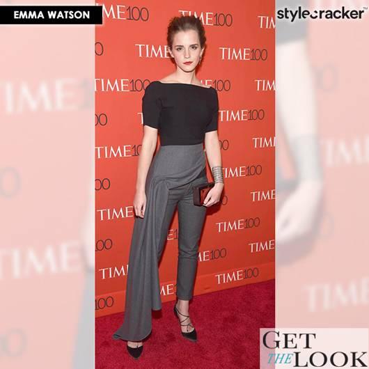 GetTheLook EmmaWatson CelebStyle - StyleCracker
