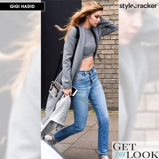 Gethelook GigiHadid CelebStyle - StyleCracker