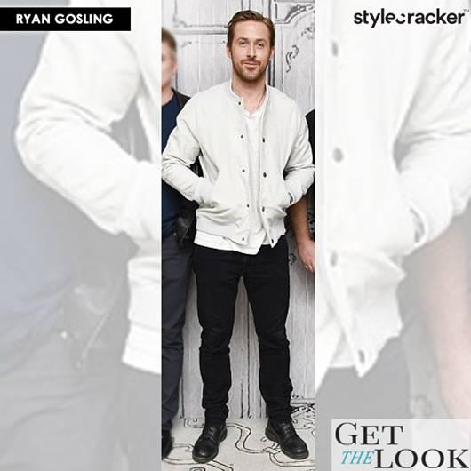GetTheLook CelebStyle RyanGosling - StyleCracker