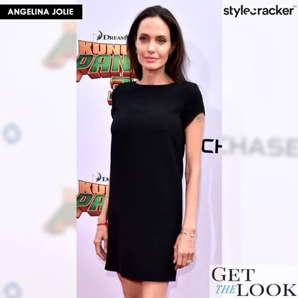 GetTheLook AngelinaJolie  - StyleCracker