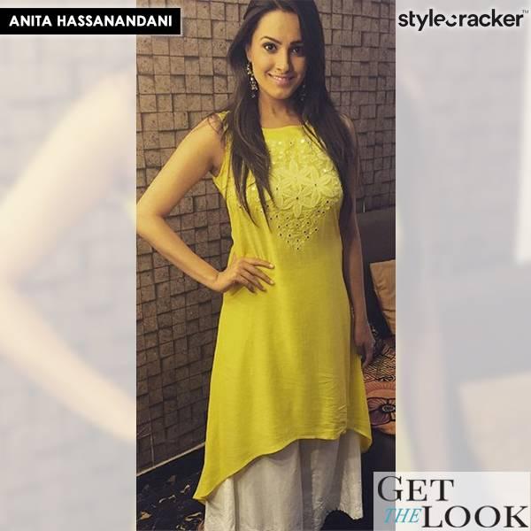 GetTheLook EktaKapoorSpecial CelebrityLooks - StyleCracker