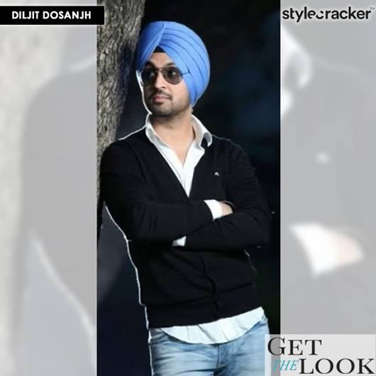 GetTheLook CelebStyle DiljitDosanjh - StyleCracker