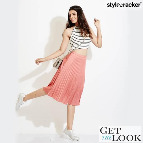 GetTheLook PrettyPleats Trending - StyleCracker