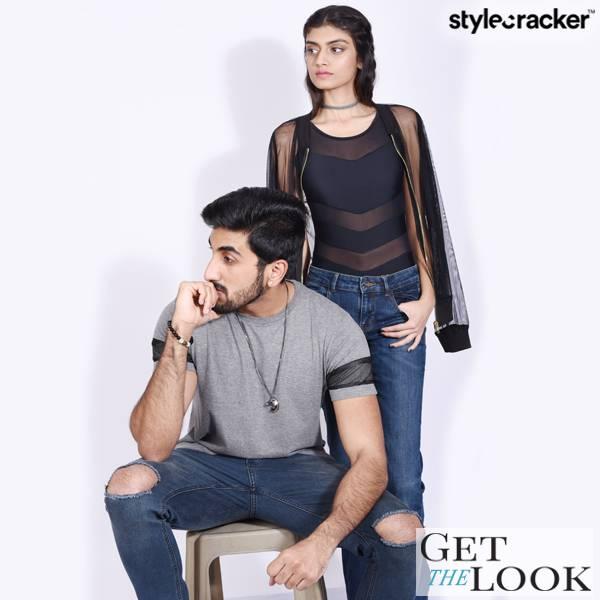GetTheLook Mesh Bodysuit Trending - StyleCracker