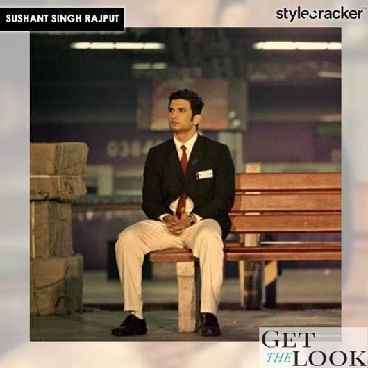 GetTheLook CelebStyle SushantSinghRajput - StyleCracker