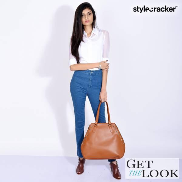 GetTheLook Classic Shirt Jeans  - StyleCracker
