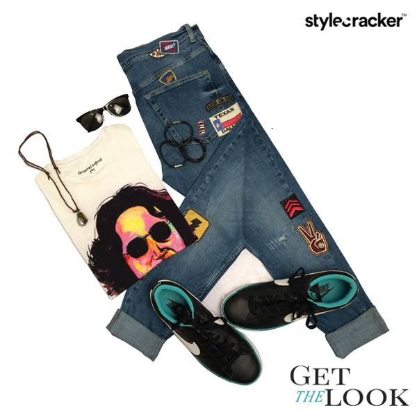 GetTheLook OOTD Basics - StyleCracker