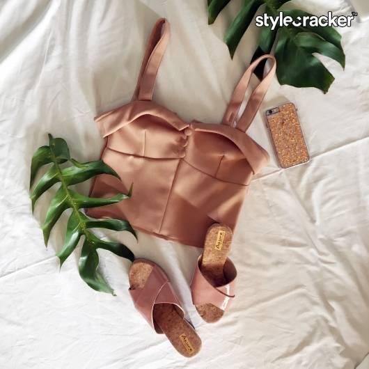 BlushPink RoseGold Trending  - StyleCracker