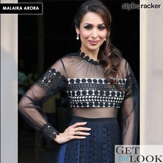 GetTheLook CelebStyle MalaikaArora - StyleCracker