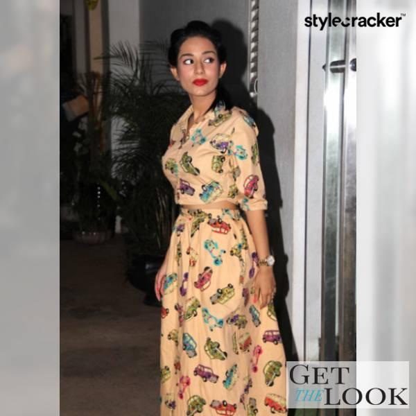 GetTheLook CelebStyle AmritaRao - StyleCracker