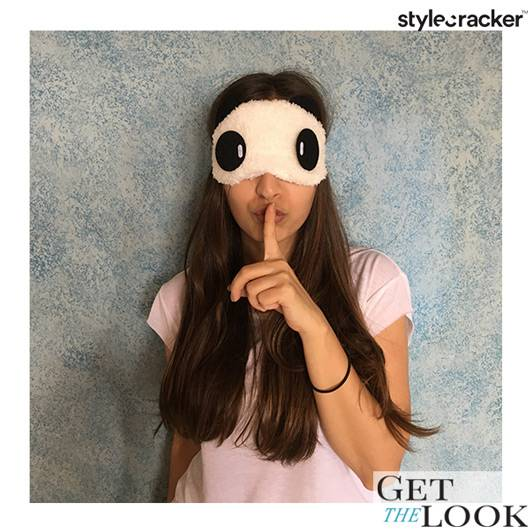 Panda EyeMask Sunday Sleep  - StyleCracker